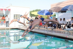 Swimming meet 2012